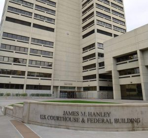 James F. Hanley Federal Building in Syracuse