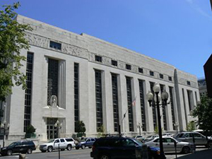 James T. Foley U.S. Courthouse in Albany