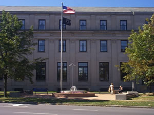 Alexander Pirnie Federal Building in Utica